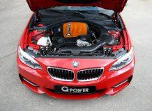 Тюнинговый двигатель BMW M235i фото