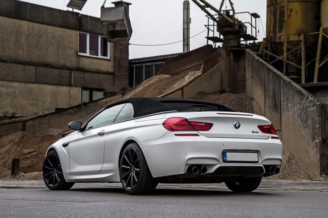 BMW M6 Convertible от Noelle Motors