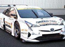 Toyota Prius GT300 фото