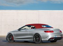 Mercedes-AMG S 63 Cabriolet Edition 130 фото