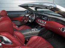 Фото салона S 63 Cabriolet Edition 130