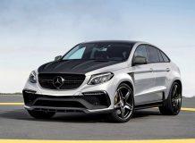 Фото Mercedes GLE Coupe Inferno от TopCar