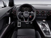 Фото салона Audi TT RS (8S)
