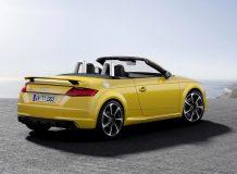 Audi TT RS Roadster фото