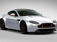 Aston Martin Vantage S Blades Edition фото