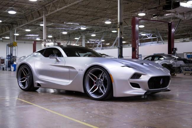Суперкар Force-1 от VLF Automotive
