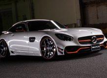 Фото тюнинг Mercedes-AMG GT от WALD