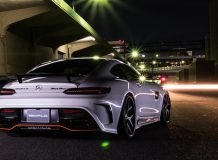 Обвес Black Bison для Mercedes-AMG GT фото