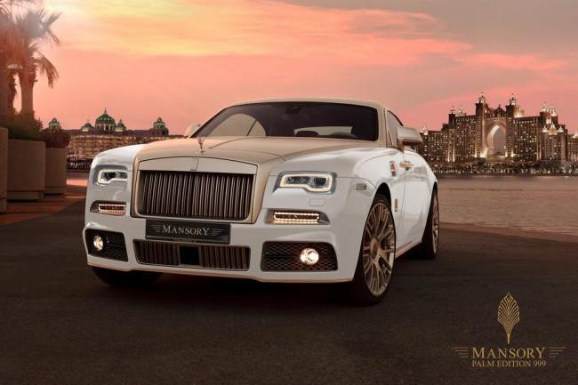 Rolls-Royce Wraith Palm Edition 999