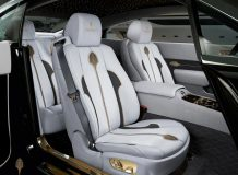 Фото салона Rolls-Royce Wraith Palm Edition 999