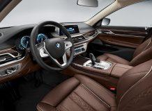 Фото салона BMW 740e iPerformance