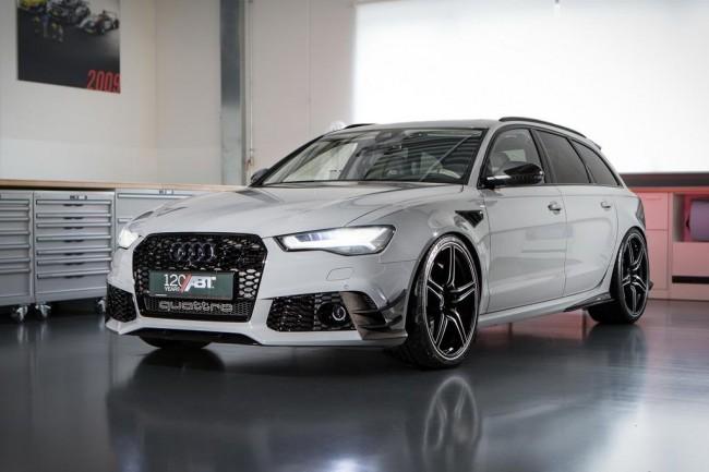 ABT RS6 на базе Audi RS6 Avant