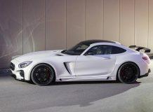 Обвес Areion для Mercedes-AMG GT S фото