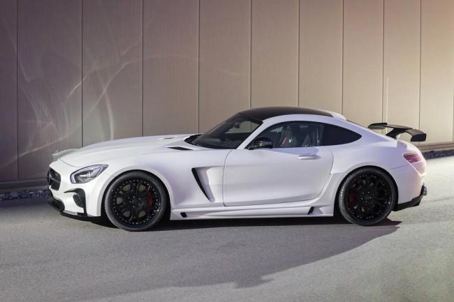 Mercedes-AMG GT S Areion от FAB Design