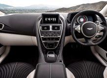Фото салона Aston Martin DB11