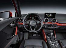 Фото салона Audi Q2