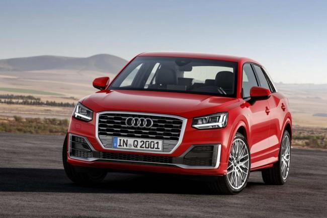 Audi Q2 S Line 2017
