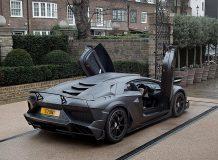 Фото тюнинг Mansory Lamborghini Aventador SV