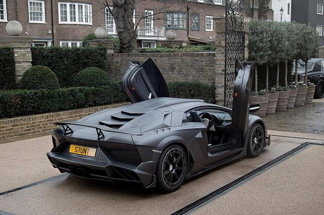 Lamborghini Aventador SV JS 1 Edition
