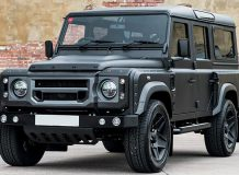 Фото Land Rover Defender The End
