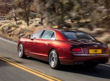 Bentley Flying Spur V8 S фото