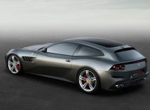 Ferrari GTC4 Lusso фото