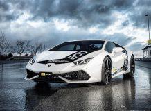 Фото тюнинг Lamborghini Huracan от O.CT