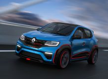 Renault Kwid Racer фото