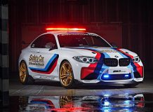 BMW M2 MotoGP Safety Car фото
