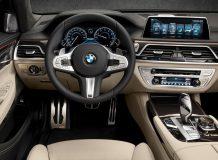 Фото салона BMW M760Li xDrive
