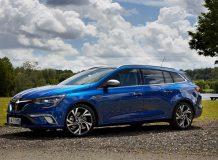 Renault Megane Estate 2016 фото