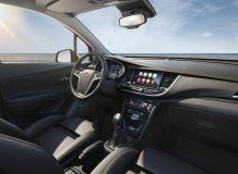 Фото салона Opel Mokka X