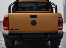 Фото тюнинг VW Amarok от ателье MTM