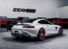 Фото тюнинг Mercedes-AMG GT S от Renntech