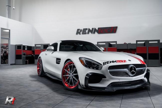 Mercedes-AMG GTS S от ателье Renntech