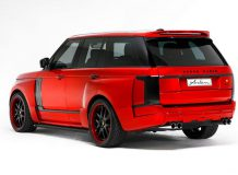 Фото Range Rover AR9 Spirit Edition