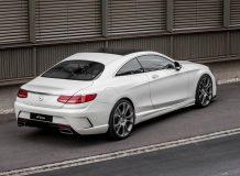 Обвес ETHON для Mercedes S-Class Coupe фото