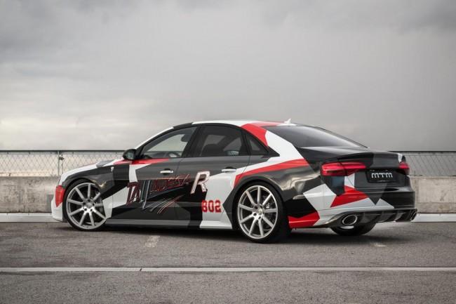 MTM Talladega R на базе Audi S8