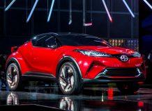 Серийный Scion C-HR выпустят под маркой Toyota