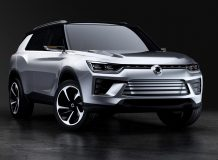 SsangYong SIV-2 Concept фото