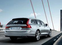 Фото нового универсала Volvo V90