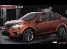 Mahindra XUV Aero Concept фото