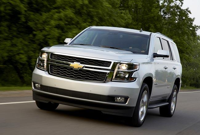 Chevrolet Tahoe LE