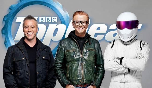 Мэтт Леблан стал новым ведущим Top Gear
