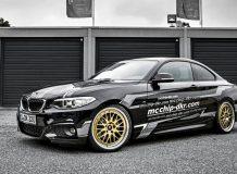 Фото тюнинг BMW 220i от ателье Mcchip