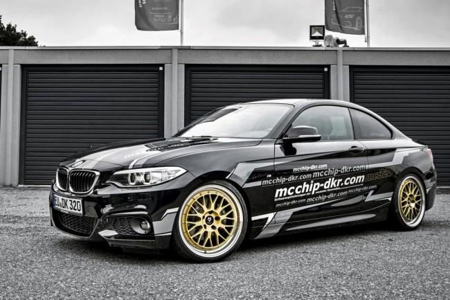 BMW 220i Coupe от ателье Mcchip
