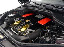 Фото тюнинг мотора 5.5 biturno V8 AMG