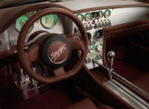 Фото салона Spyker C8 Preliator