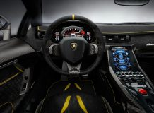 Фото салона Lamborghini Centenario