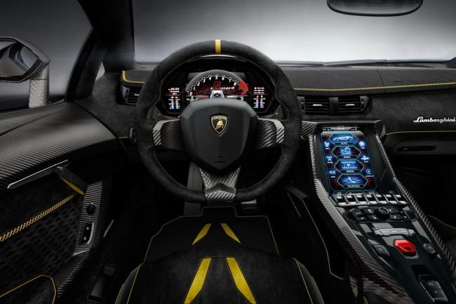 """Картинки по запросу """"Lamborghini Centenario салон"""""""